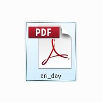 図23 保存したファイルはPDF形式となる